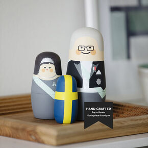 Expressions - Nesting Dolls -  SWEDISH ROYALTIES