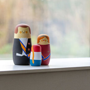 Expressions - Nesting dolls - Dutch Royalties